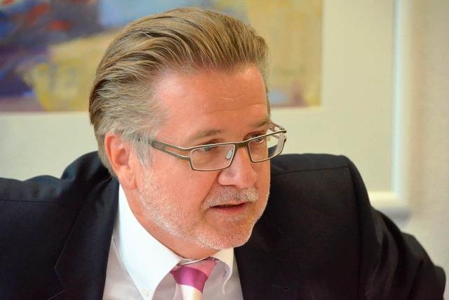 Staatsanwalt beantragt Bewährungsstrafe für Bürgermeister Fürstenberger