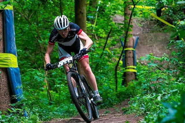 Diskussion über Zwei-Meter-Regel für Mountainbiker