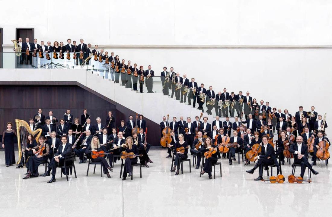 Sollten am 9. Juni in Straßburg zu Gast sein: die Dresdner Philharmonie.    Foto: Marco Borggreve