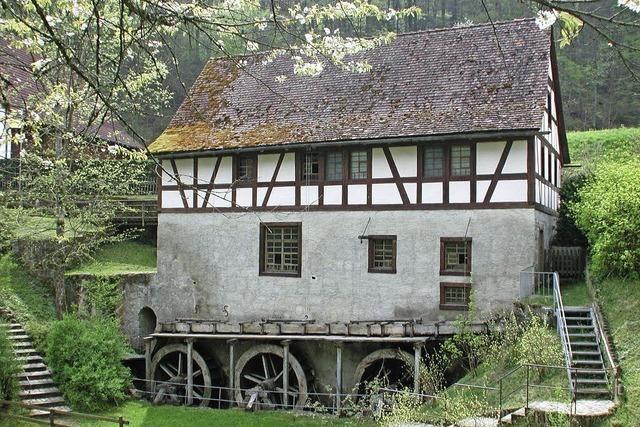 Museumsmühle im Weiler