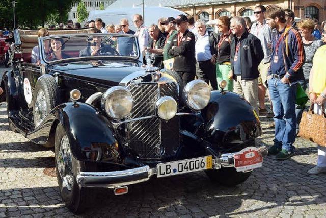 Meilensteine der Autogeschichte