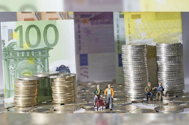 Der Druck auf kleine Banken wächst