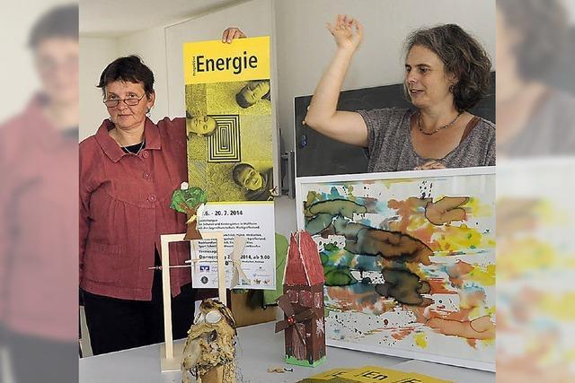 Schülerprojekt zum Thema Energie