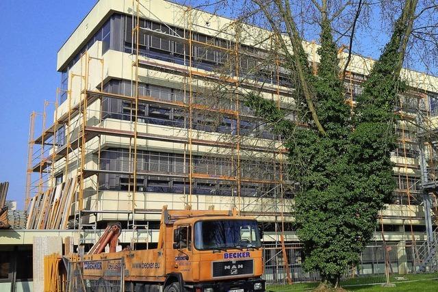 Fast 22 Millionen für Gebäudesanierung
