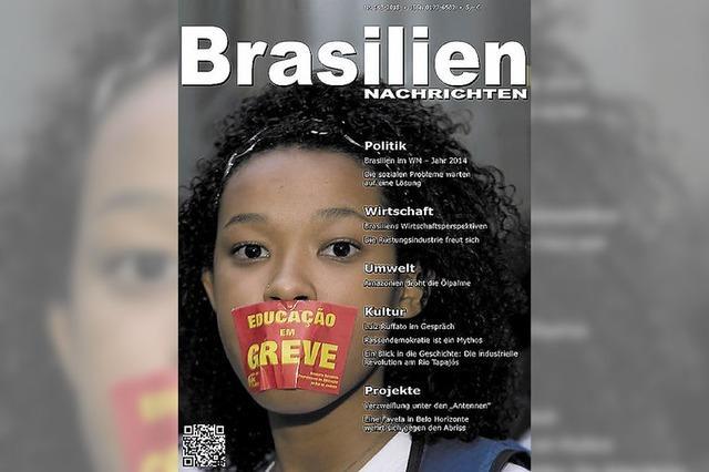 Kritik aus der Nische: Das Brasilien-Netzwerk KoBra