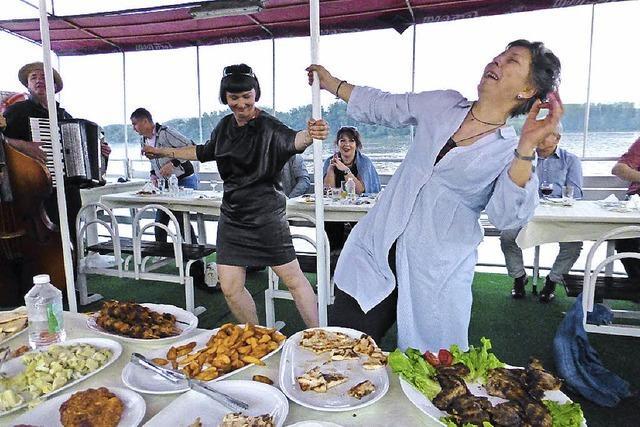 Völkerverständigung auf der Donau