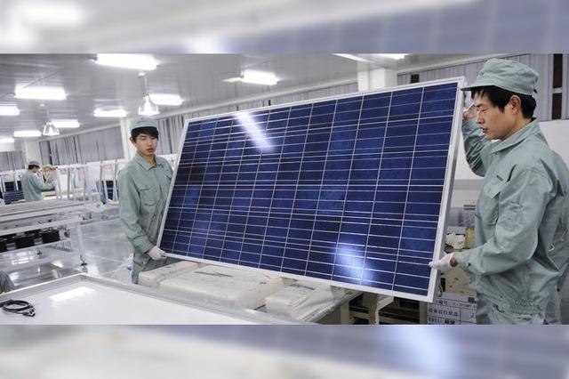 Schummelt Chinas Solarbranche?