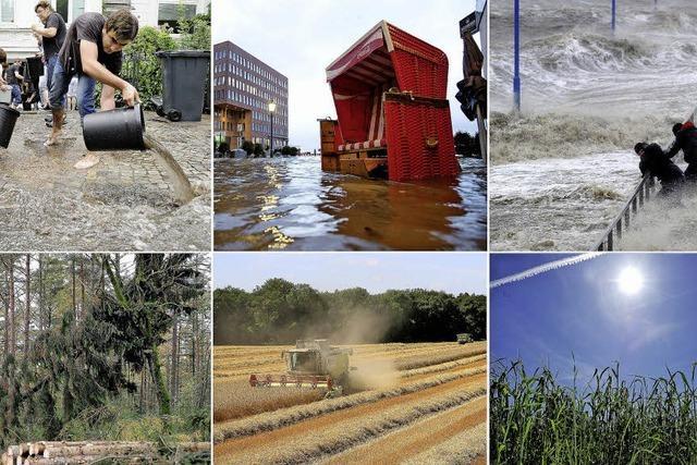 Wieder Schwung beim Klimaschutz