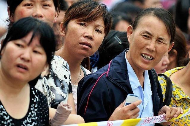 Gaokao: Härtetest für Chinas Schüler beginnt