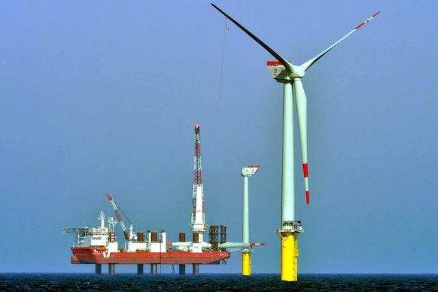 Windenergie für 6600 Haushalte vom E-Werk Mittelbaden