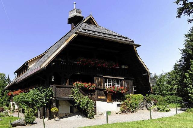 Volkskundemuseum Hüsli in Grafenhausen-Rothaus