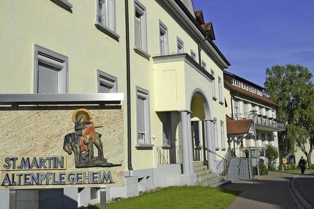 Altenpflegeheim in der Gewinnzone