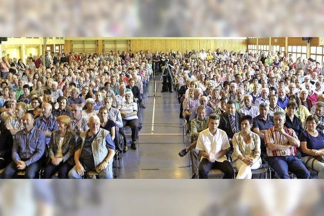 Durbach fiebert der Wahl entgegen
