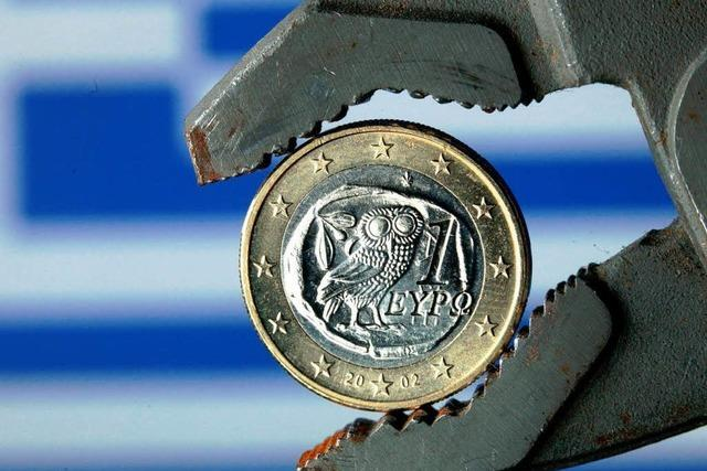 Gesenkter Leitzins hilft den Griechen nur wenig