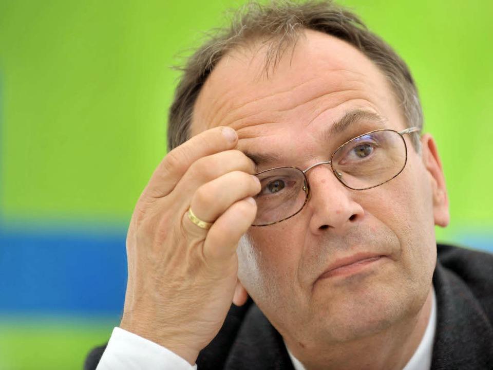 Sachsen-Anhalts früherer Regierungschef Reinhard Höppner ist tot.    Foto: dpa