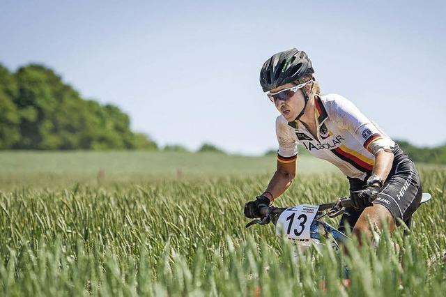 St. Märgener Bikerin Adelheid Morath bei EM auf Platz 11