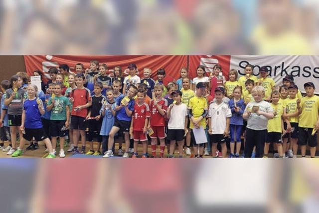 Neustädter Jugend trainiert für Olympia