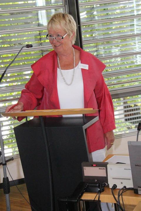 Autobiografietage mit Frauke von Troschke.  | Foto: Gerda Oswald