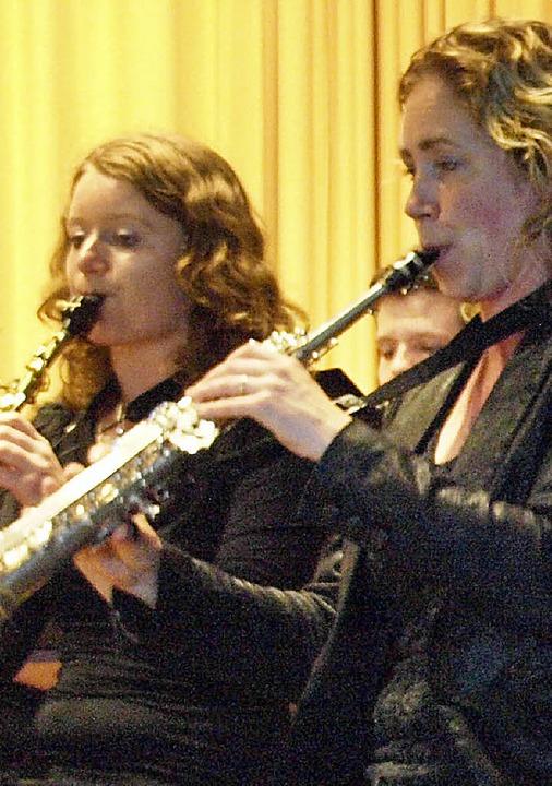 Gemeinsam gastierten das Verbandsjugen...erica in der Wehratalhalle in Todtmoos  | Foto: Karin Stöckl-Steinebrunner