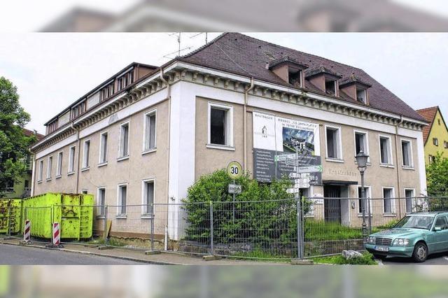 Krankenhaus wird abgerissen