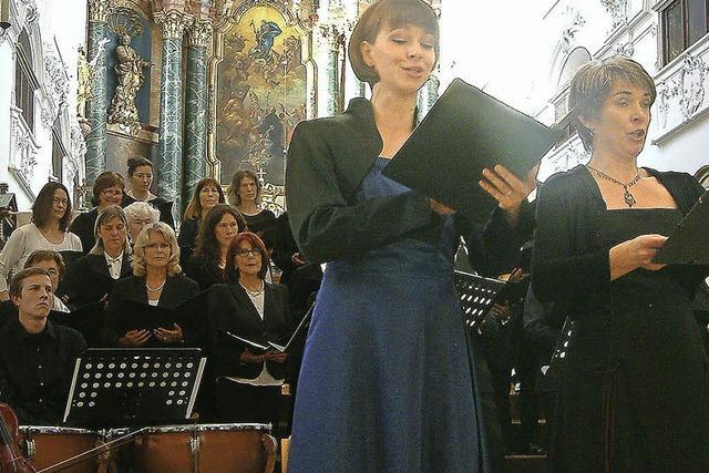 Bachs Pfingstkantate und andere Kostbarkeiten