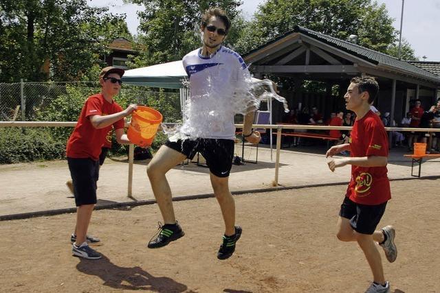 Minis rennen für Rom