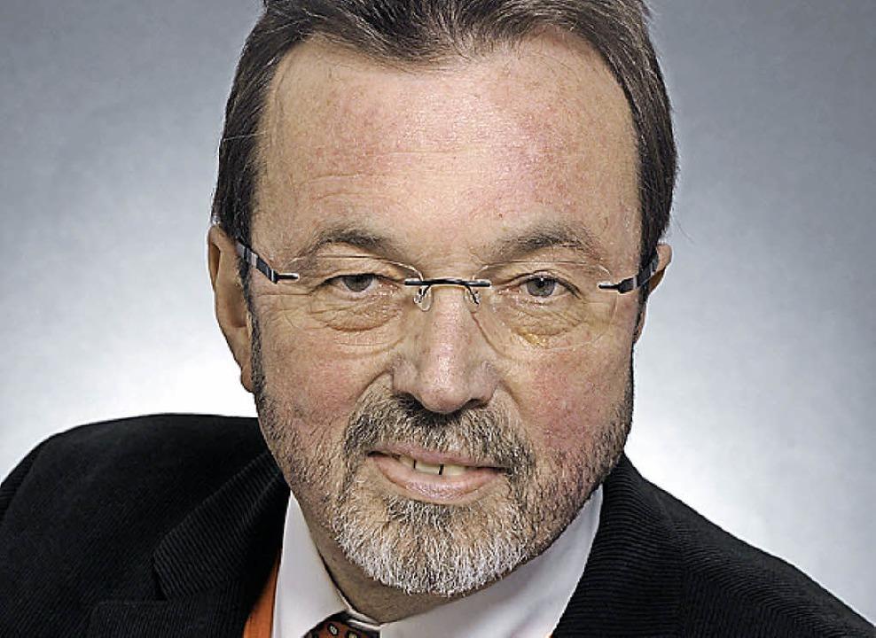 Egon Gehrt     Foto: PRIVAT