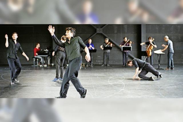 Alles kreist: Anne Teresa de Keersmaekers Choreographie