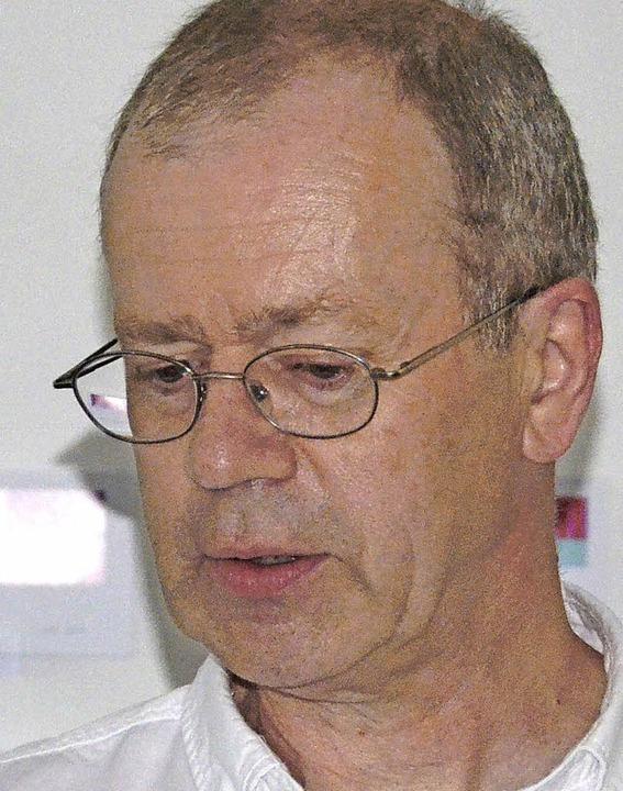 Gerd Jansen  | Foto: Sarah Nöltner