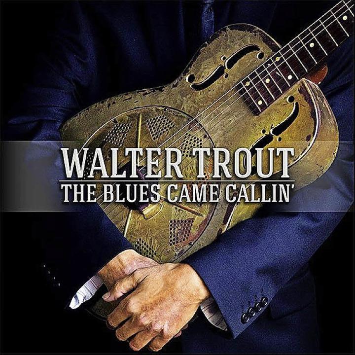 Cover: Walter Trout  | Foto: promo