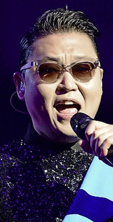 Psy    Foto: dpa