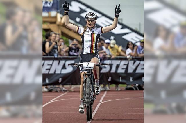 Helen Grobert holt zwei EM-Medaillen