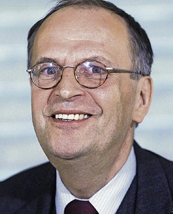 Reinhard Höppner    Foto: dpa