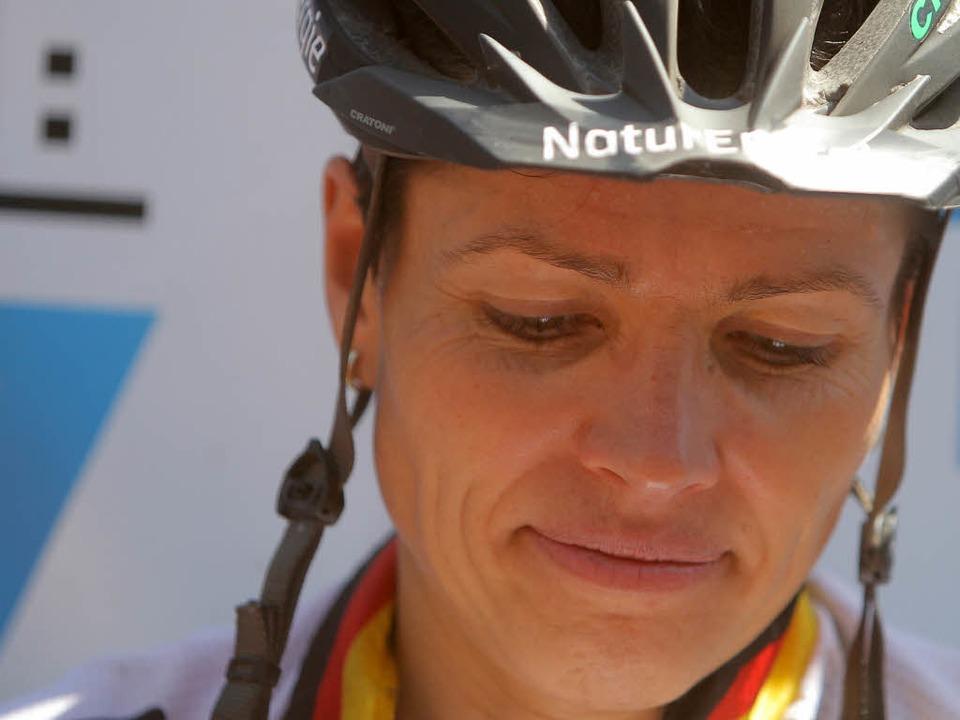 Sabine Spitz ist bei der EM auf Rang vier gelandet.    Foto: dpa