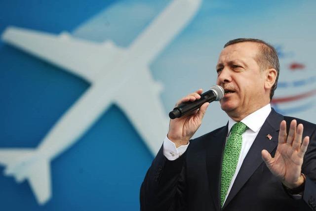Erdogan lässt den größten Flughafen der Welt bauen