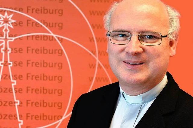 Thorsten Weil wird neuer Offizial im Erzbistum Freiburg