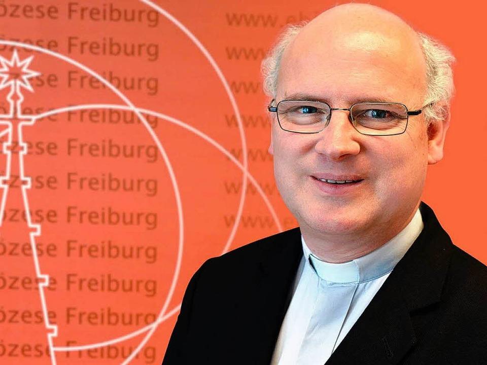 Pfarrer Thorsten Weil ist Leiter der P...Gerichtsbehörde im Erzbistum Freiburg.  | Foto: honorarfrei