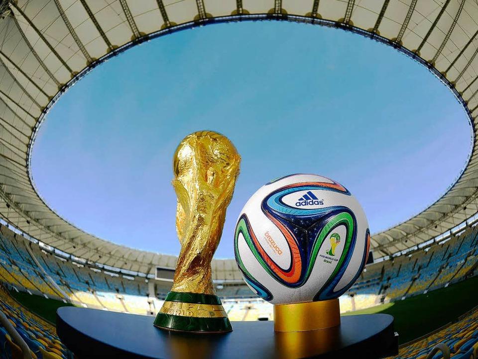 Der neue Weltmeister bekommt nicht nur...ndern auch ordentlich Geld ausgezahlt.  | Foto: dpa