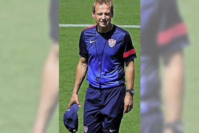 Coach Klinsmann bootet Star Donovanaus
