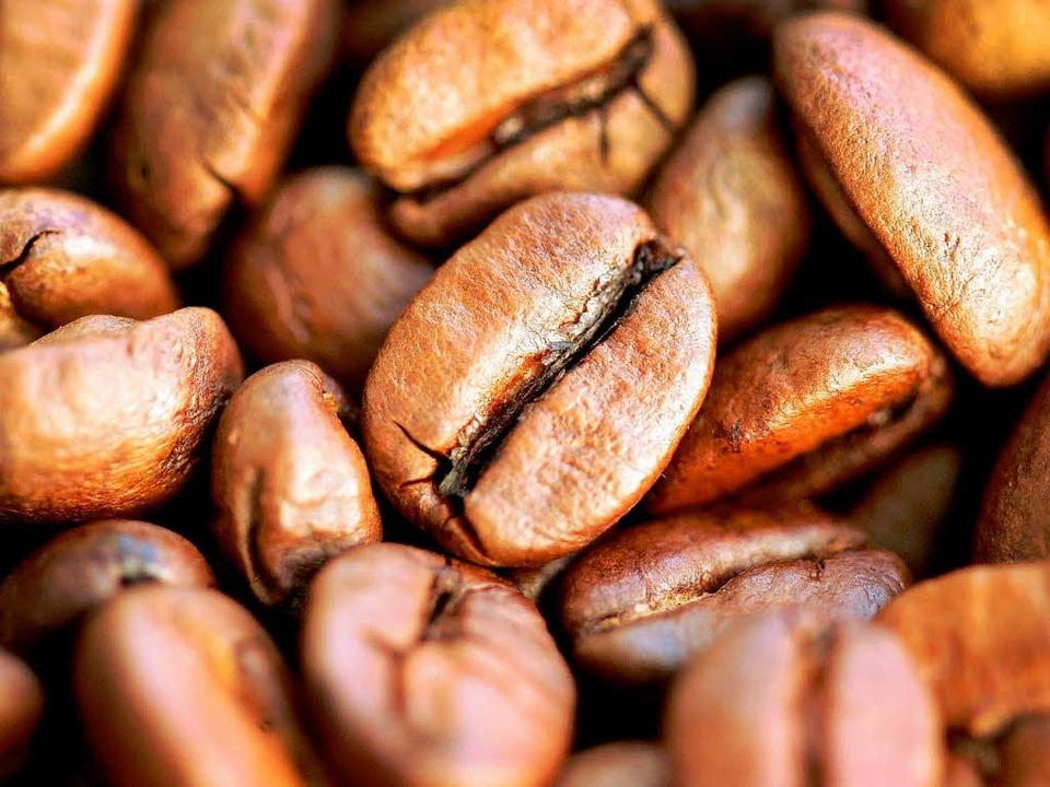Kaffee könnte teurer werden    Foto: dpa