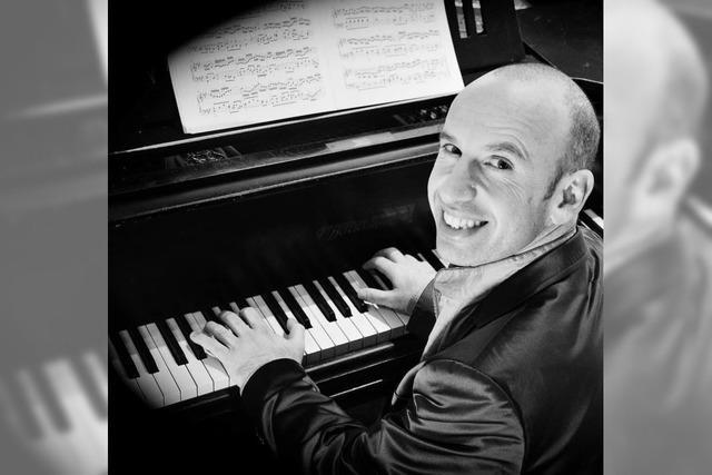 Poet am Klavier: Georgi Mundrov spielt Chopin