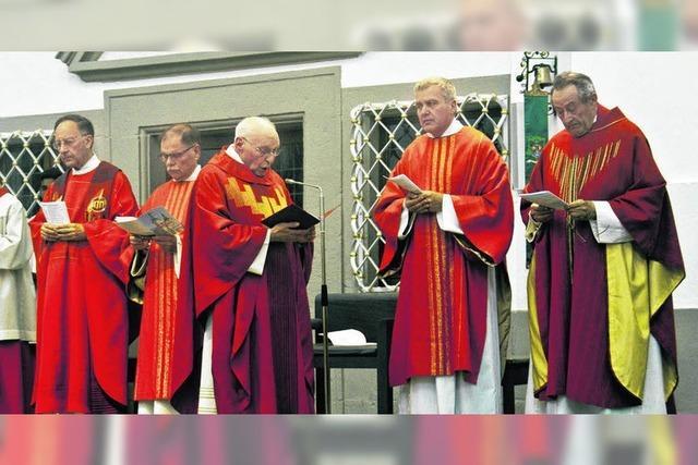 Das Hohelied auf zwei außergewöhnliche Pfarrer