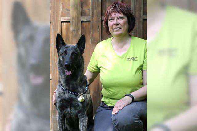 Friesenheim: Schäferhund Glenmore holt den WM-Titel