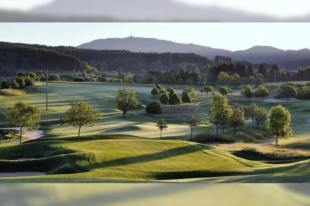 Der Golfclub wird 30 Jahre alt