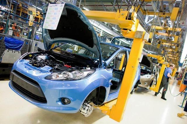 Ford gibt Mitarbeitern Beschäftigungsgarantie bis 2021