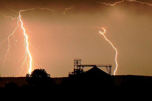 Deutschland: Erneut Gewitter im Anmarsch