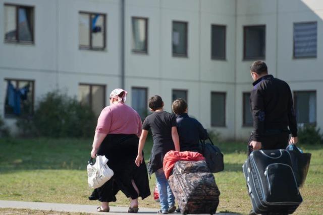 Online-Petition gegen Flüchtlings-Unterkunft