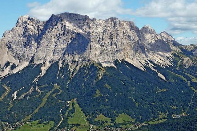 Zugspitze: Berg für Verliebte