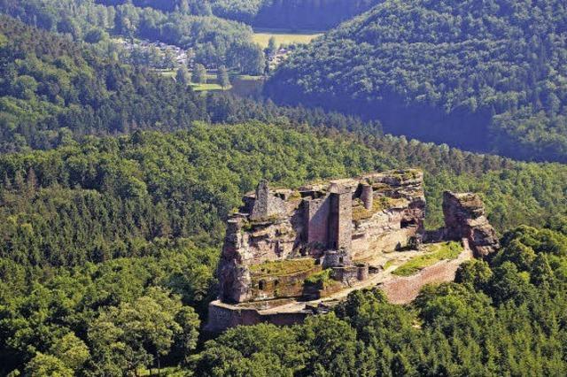 Die schönsten Burgen und Ruinen im Südwesten