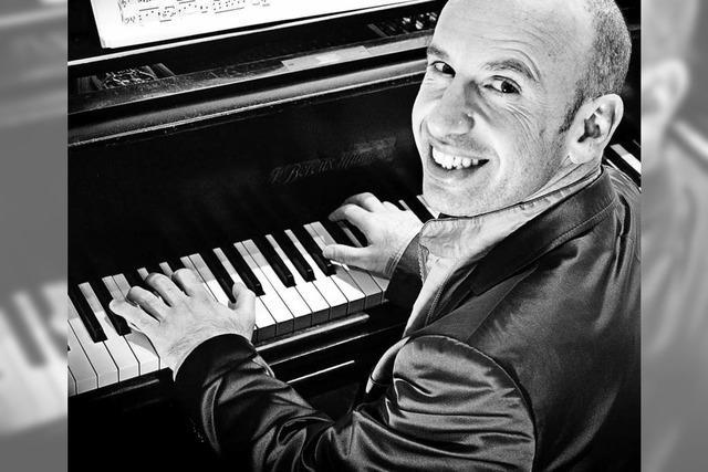 Der Pianist Georgi Mundrov spielt in Wehr